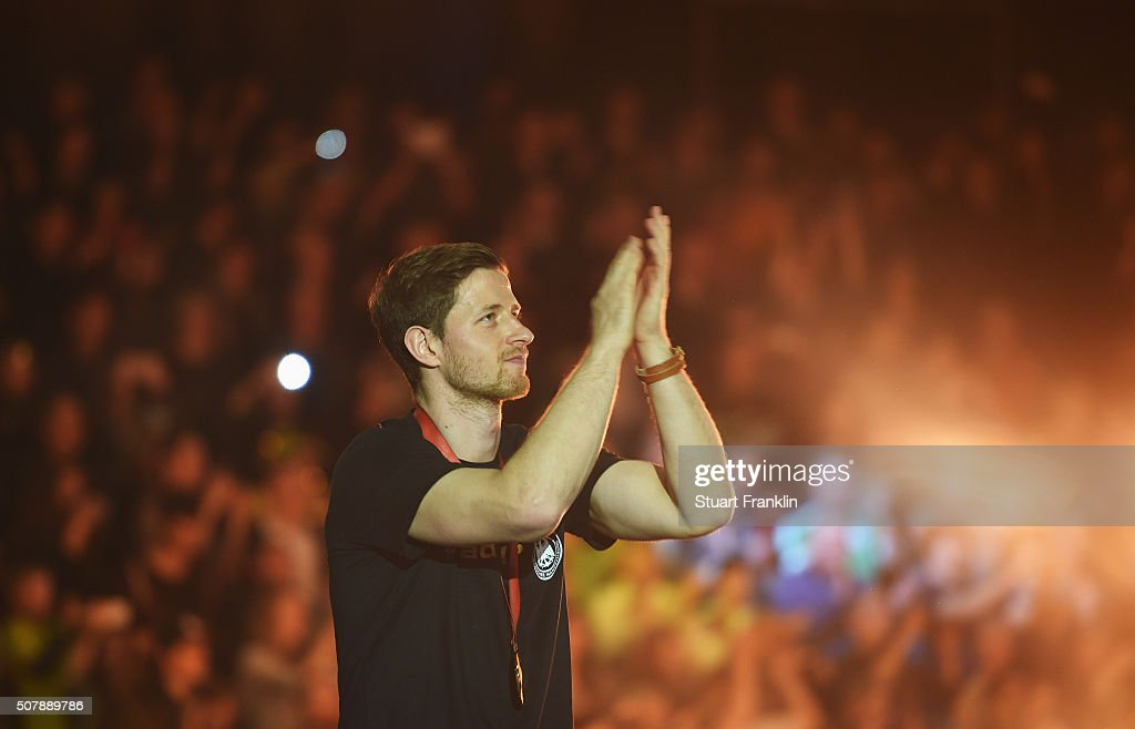 Germany Celebrates Handball European Championship Winners 2016