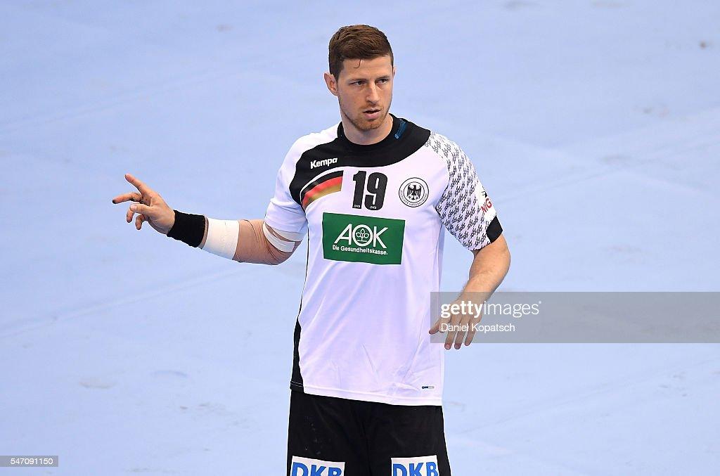 Germany v Tunisia - Handball International Friendly