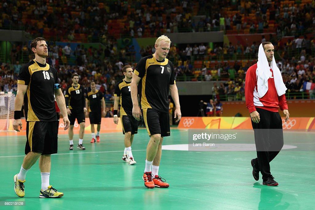 Handball - Olympics: Day 14