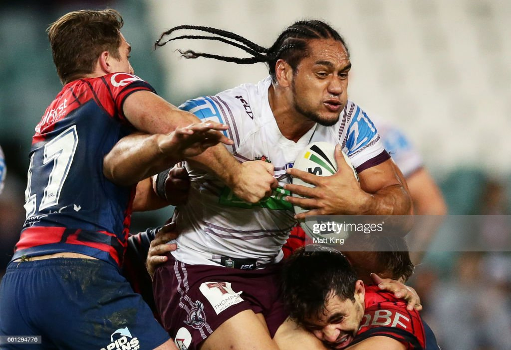 NRL Rd 5 - Roosters v Sea Eagles