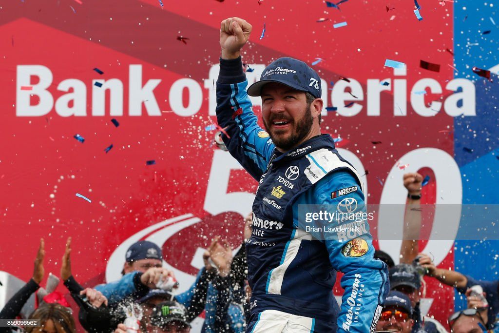 Monster Energy NASCAR Cup Series Bank of America 500