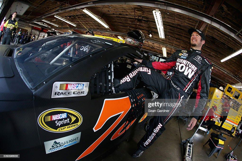 Michigan International Speedway Day 2 Getty Images