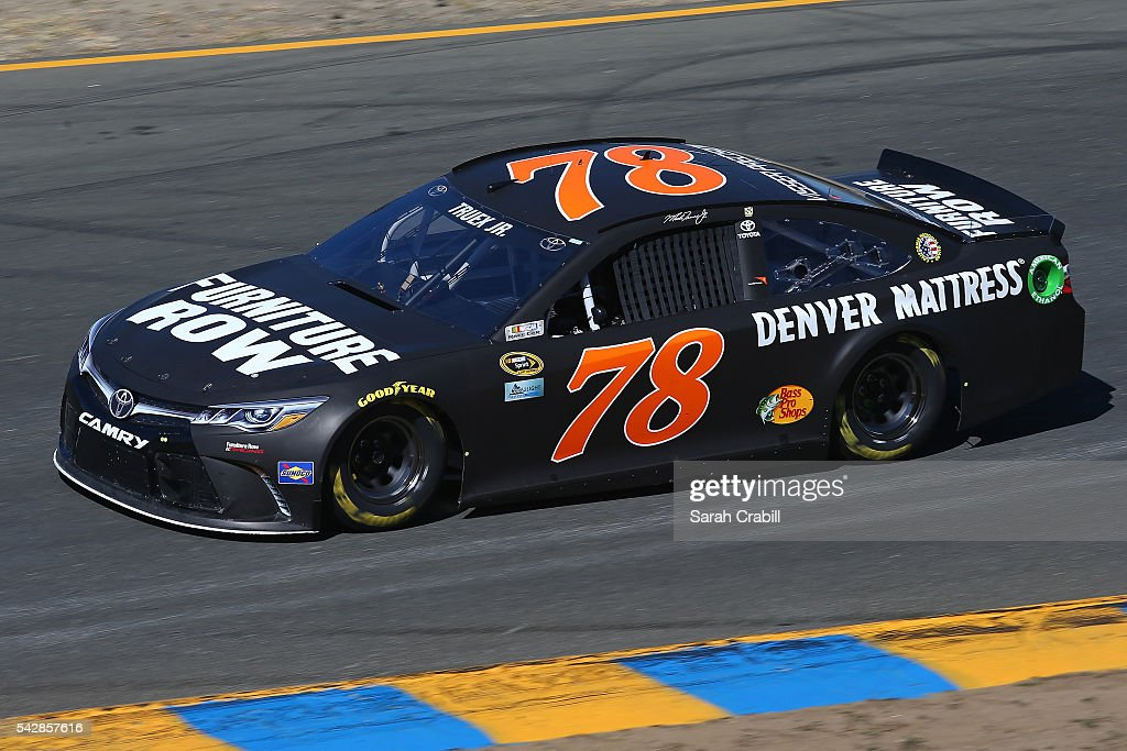 Sonoma Raceway Day 1 Getty Images