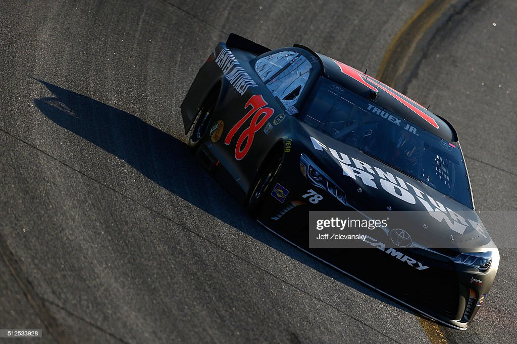 Atlanta Motor Speedway Day 1 Getty Images