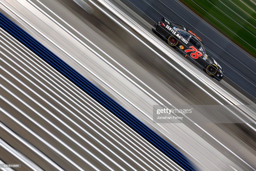 Sprint Cup Series Aaa 400 Drive For Autism Getty Images