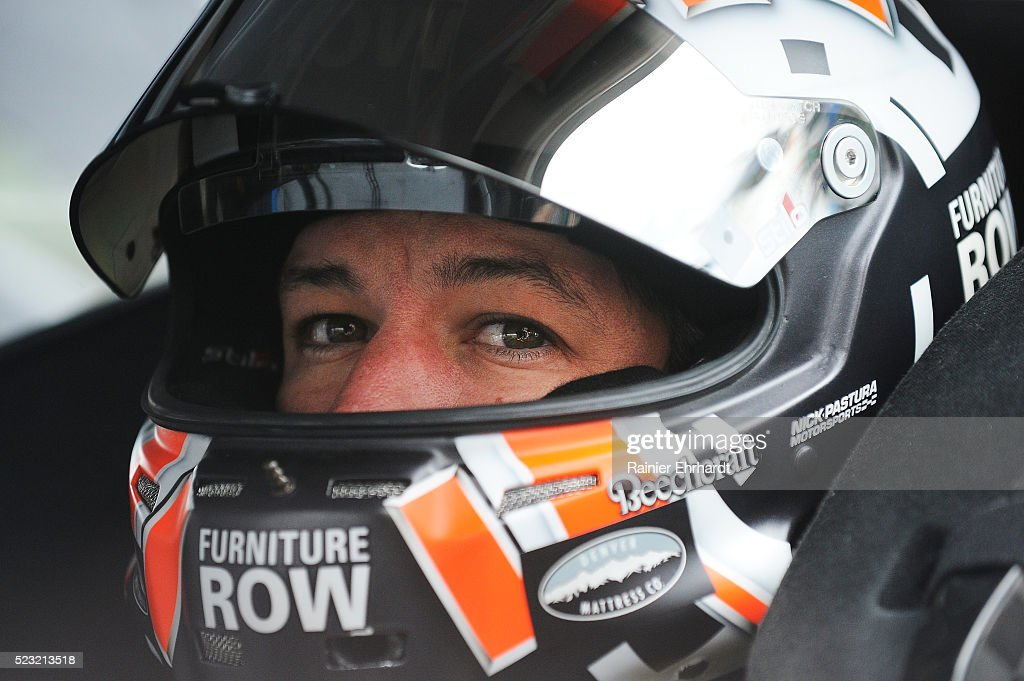 Richmond International Raceway Day 1 Getty Images