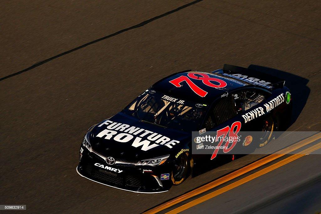 Daytona International Speedway Day 1 Getty Images