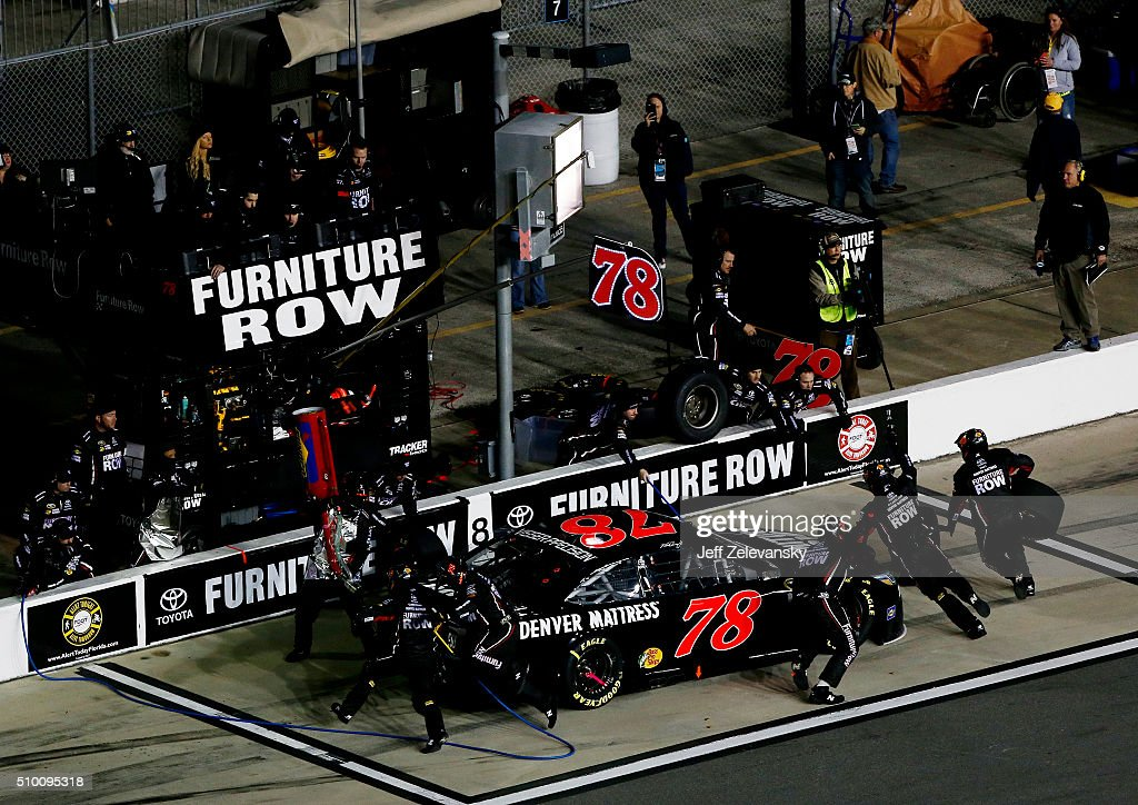 Sprint Cup Series Sprint Unlimited Getty Images