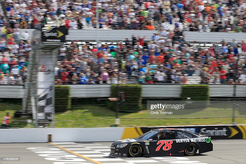 Sprint Cup Series Axalta We Paint Winners 400 Getty Images