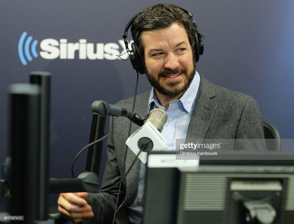 Martin Truex Jr Visits SiriusXM - November 21, 2017