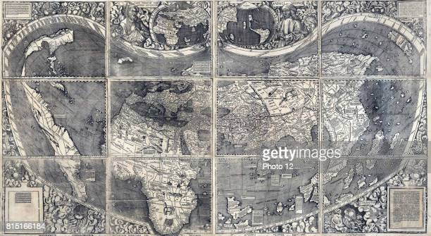 Martin Waldesmuller was the first cartographer to identify America as a separate continent and named it after Amerigo Vespucci Published in 1507 his...