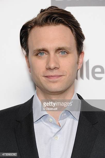 Martin Wallstrom attends the 2015 NBCUniversal Cable Entertainment Upfront at The Jacob K Javits Convention Center on May 14 2015 in New York City