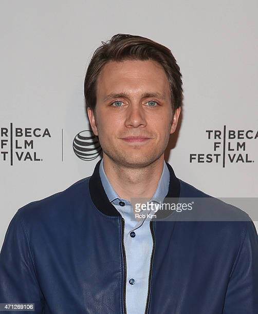 Martin Wallstrom attends Tribeca Talks After The Movie Mr Robot during the 2015 Tribeca Film Festival at Chelsea Bow Tie Cinemas on April 26 2015 in...