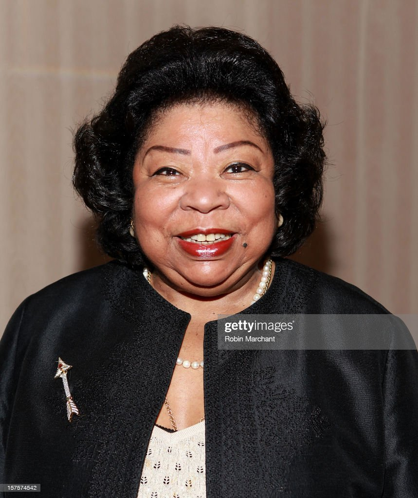 Martina Arroyo attends the Metropolitan Opera Guild's 78th Annual Luncheon Celebrating 'Star Power!' at The Waldorf=Astoria on December 4, 2012 in New York City.