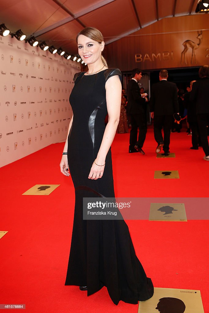 Martina Hill attends the Bambi Awards 2014 on November 13, 2014 in Berlin, Germany.