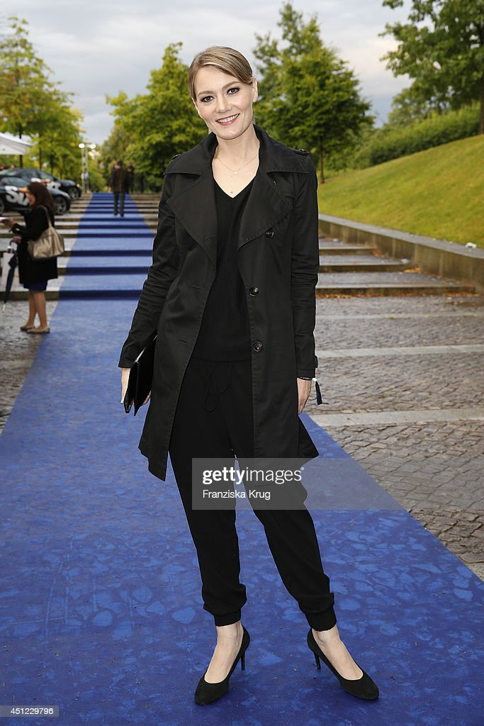 Martina Hill attends the producer party 2014 (Produzentenfest) of the Alliance German Producer - Cinema And Television on June 25, 2014 in Berlin, Germany.