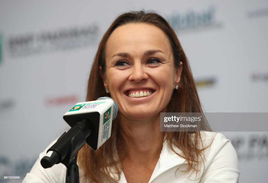BNP Paribas WTA Finals Singapore presented by SC Global - Day 7 : News Photo