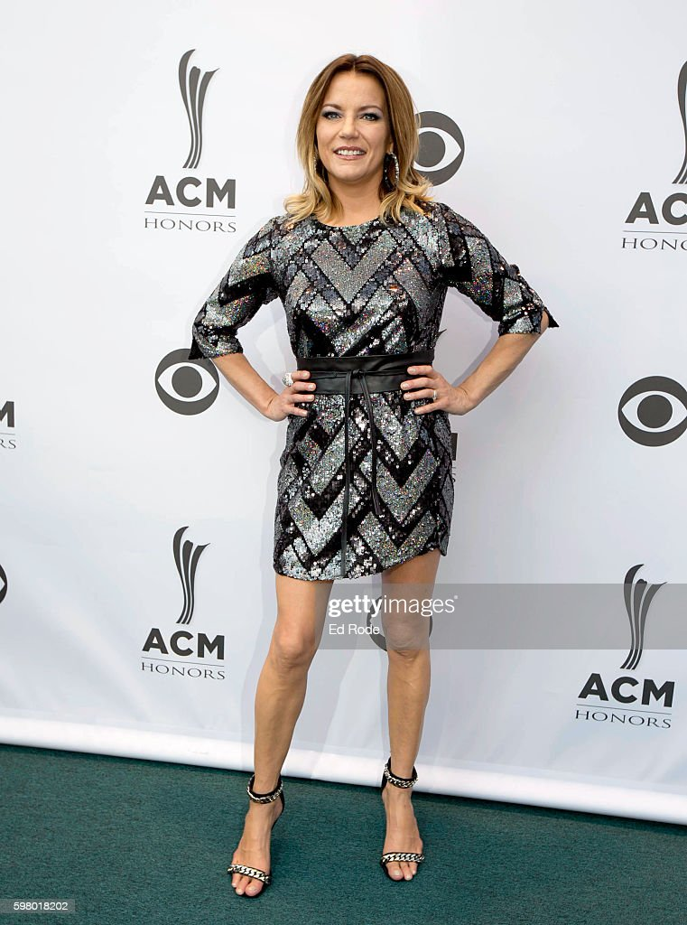 Martina McBride at the 10th annual ACM Honors at Ryman Auditorium on August 30, 2016 in Nashville, Tennessee.