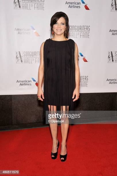 Martina McBride attends the Songwriters Hall of Fame 45th Annual Induction and Awards at Marriott Marquis Theater on June 12 2014 in New York City