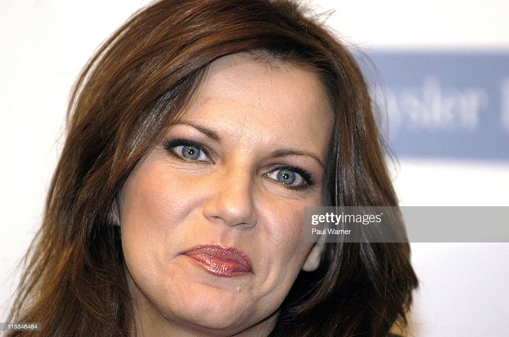 Martina McBride during Country Cares Holiday Concert to Benefit Hurricane Relief Press Conference December 8 2005 at The Palace of Auburn Hills in...