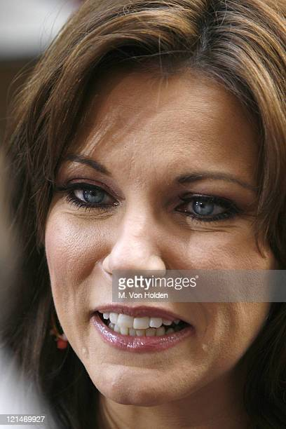 Martina McBride during NBC Says Goodbye to Katie Couric at Rockefeller Plaza in New York New York United States
