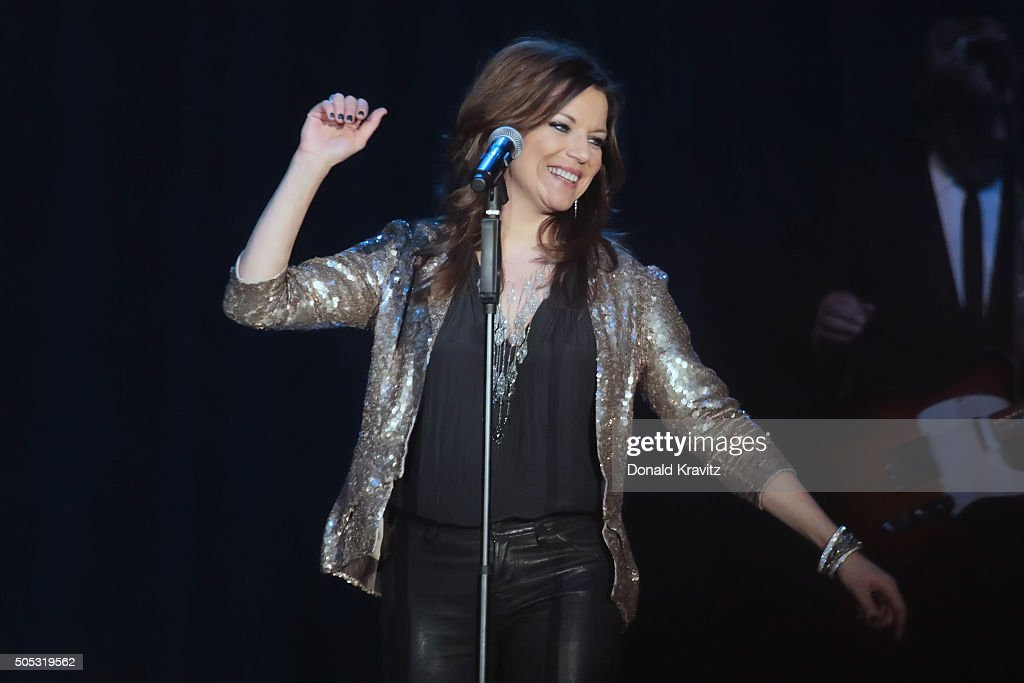 Martina McBride In Concert - Atlantic City, New Jersey