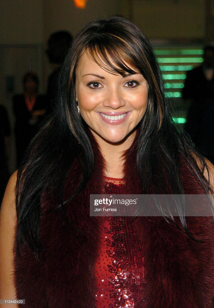 2004 BAFTA Awards - Inside Arrivals