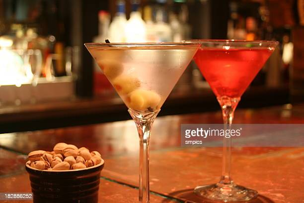 Martini & Cosmopolitan