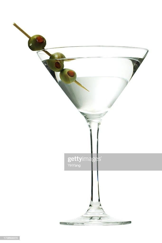 Martini on White