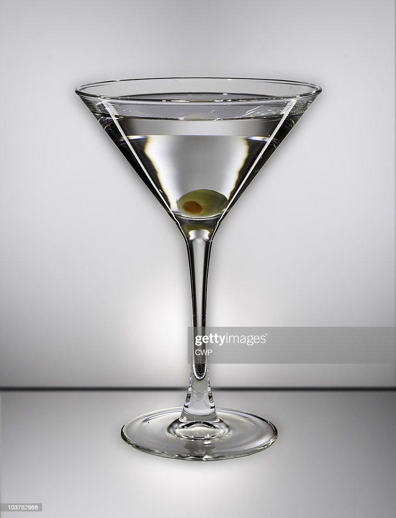 Martini one olive