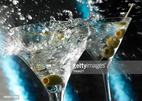 Martini Wild Splash