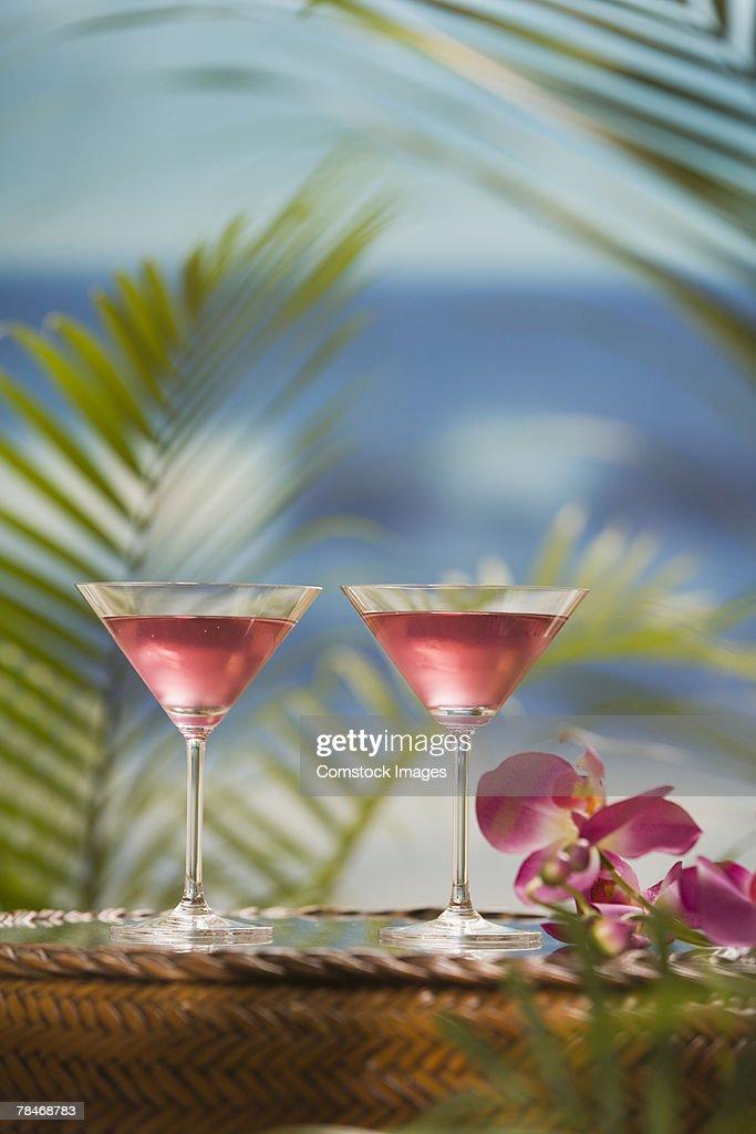 Martinis : Stock Photo