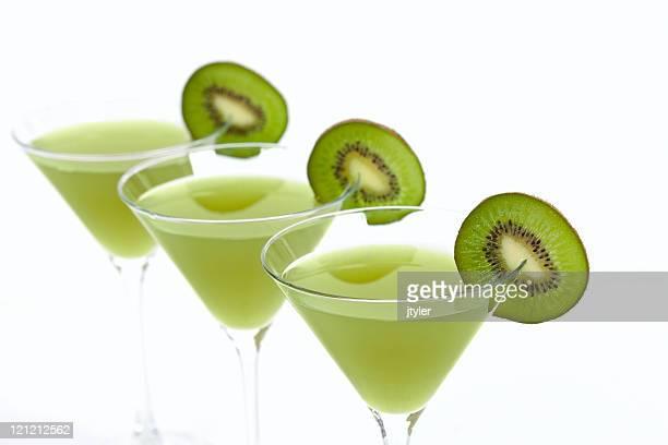 Martinis mit Kiwi
