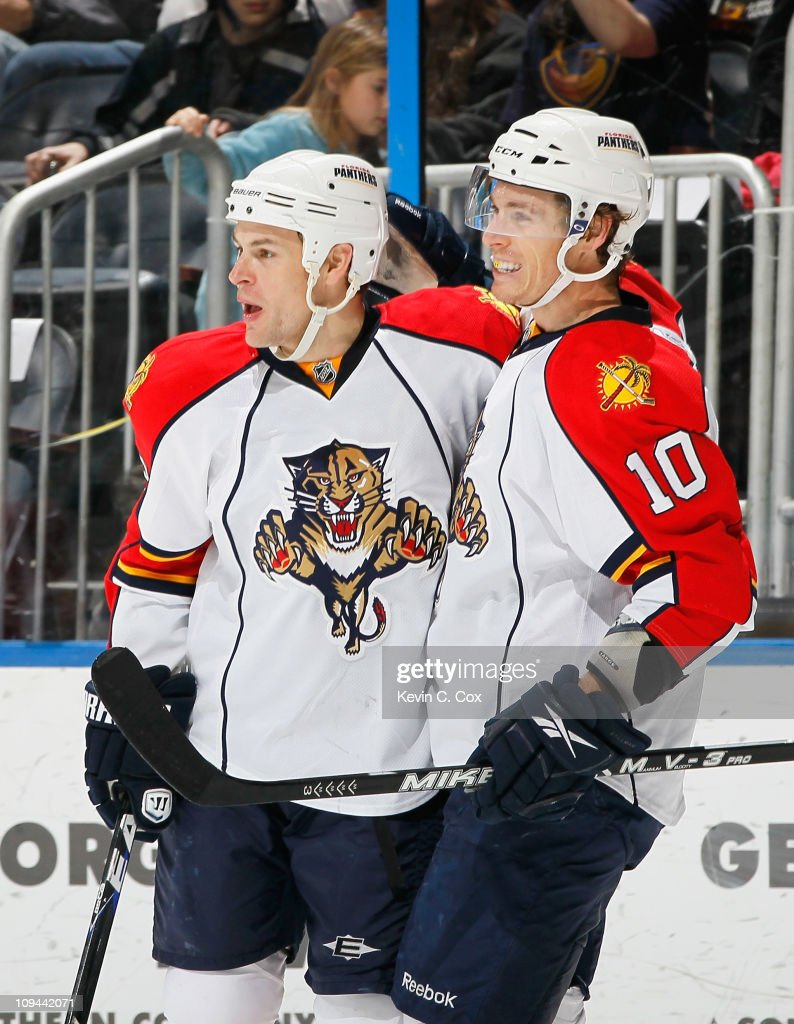 Florida Panthers v Atlanta Thrashers