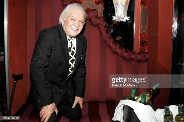 Marty Richards attends Lighthouse International POSH Preview Benefit Dinner at Doubles Club on May 12 2009 in New York City