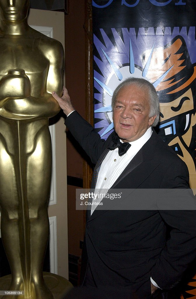 Marty Richards during The Academy of Motion Picture Arts & Sciences 2004 Oscar Night Party at Le Cirque 2000 in New York City, United States.