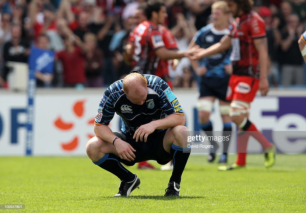 Toulon v Cardiff Blues - Amlin Challenge Cup Final