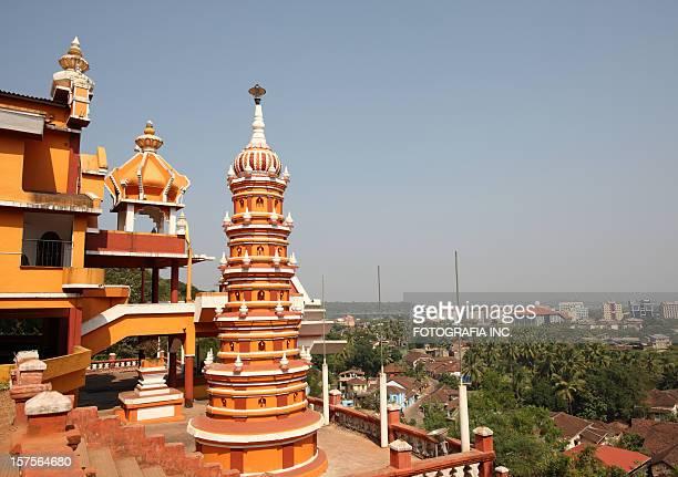 Maruti temple in Panjim, Goa