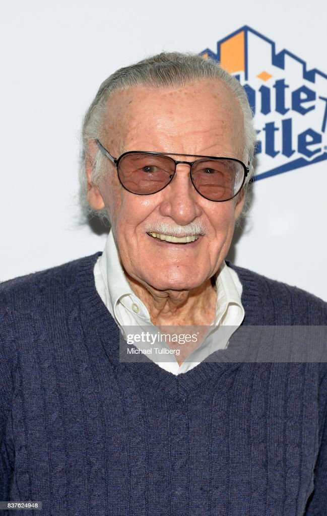 Marvel Comics legend Stan Lee attends the 'Extraodinary: Stan Lee' tribute event at Saban Theatre on August 22, 2017 in Beverly Hills, California.