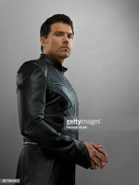 S INHUMANS 'Marvel's Inhumans' stars Anson Mount as Black Bolt