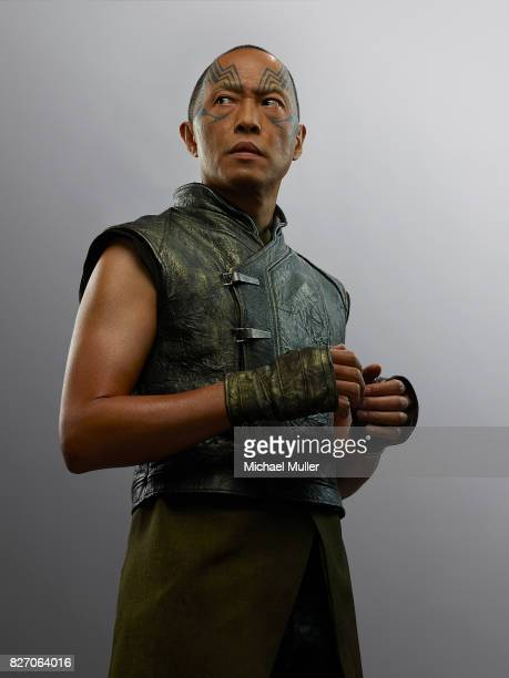 S INHUMANS 'Marvel's Inhumans' stars Ken Leung as Karnak