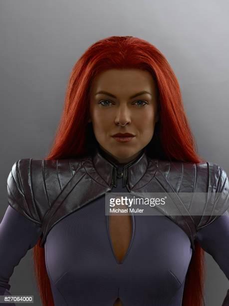 S INHUMANS 'Marvel's Inhumans' stars Serinda Swan as Medusa