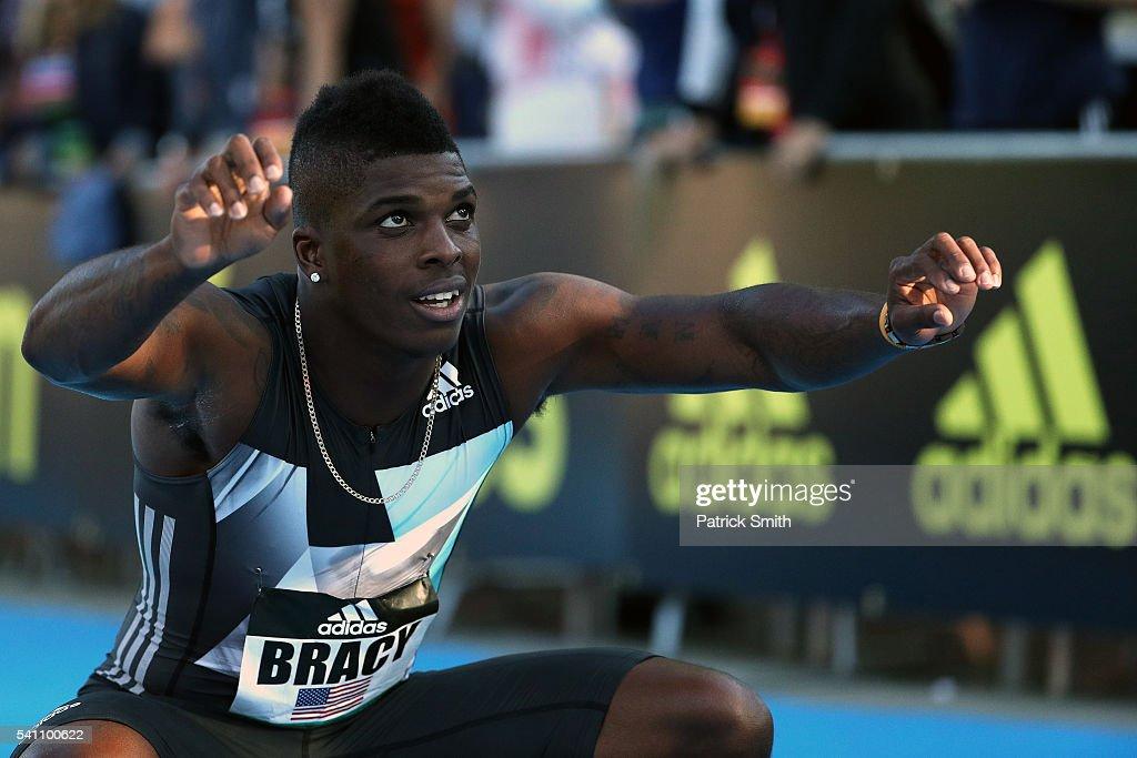 Marvin Bracy 100 meter