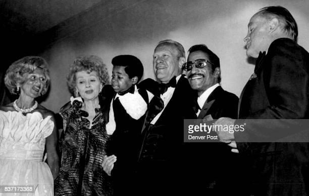 Marvin Davis Lucille Ball Gay Coleman Gerald Ford Sammy ***** Bob Hope Credit Denver Post