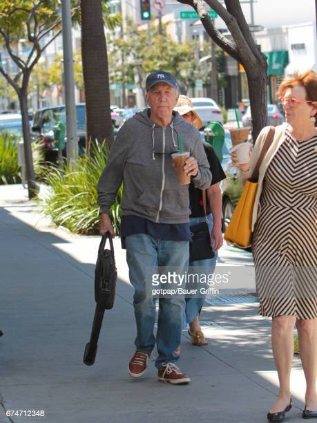 Marvin Demoff is seen on April 28 2017 in Los Angeles California