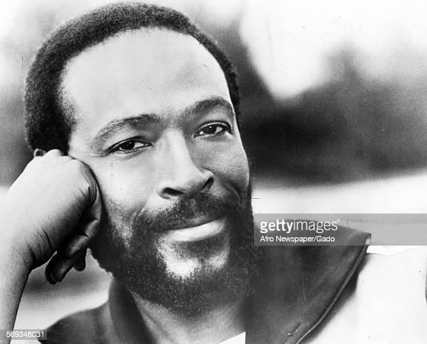 Marvin Gaye 1970