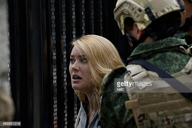THE BLACKLIST 'Marvin Gerard' Episode 302 Pictured Megan Boone as Liz Keen