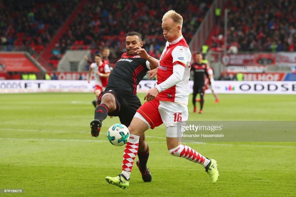 FC Ingolstadt 04 v Fortuna Duesseldorf - Second Bundesliga