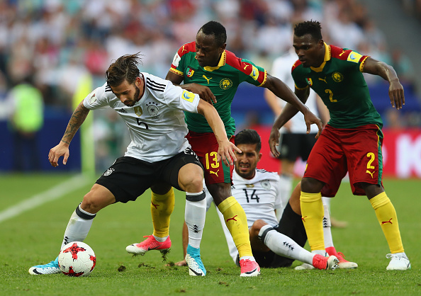 Germany v Cameroon: Group B - FIFA Confederations Cup Russia 2017 : News Photo