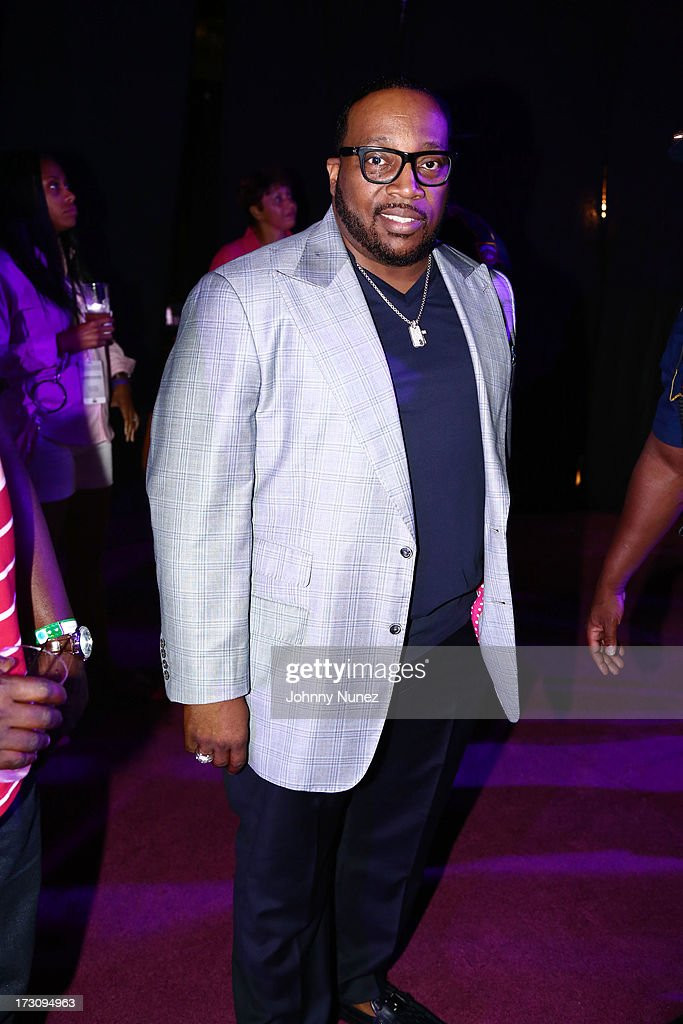 Marvin Sapp attends the 2013 Essence Festival at the Mercedes-Benz Superdome on July 6, 2013 in New Orleans, Louisiana.